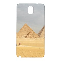 Giza Pyramids Samsung Galaxy Note 3 N9005 Hardshell Back Case