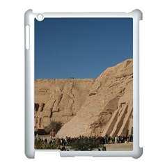 Abusimble Egyptian Ruins Ramesses Mummies Apple Ipad 3/4 Case (white)
