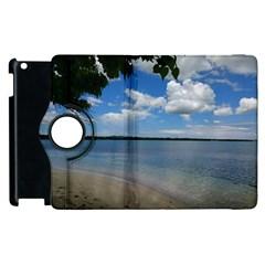 Isla Puerto Rico Apple Ipad 3/4 Flip 360 Case