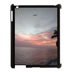 Puerto Rico Sunset Apple Ipad 3/4 Case (black)