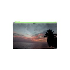 Puerto Rico Sunset Cosmetic Bag (xs)