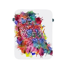 Rainbow Owl Apple Ipad 2/3/4 Protective Soft Cases