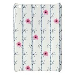 Minimalist Floral Apple Ipad Mini Hardshell Case