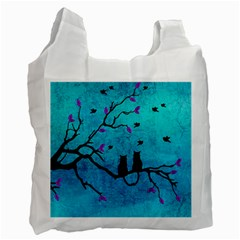 Lovecats Recycle Bag (two Side)