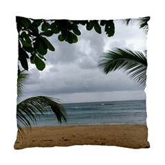 Through The Trees  Standard Cushion Case (two Sides)