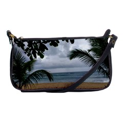 Through The Trees  Shoulder Clutch Bags