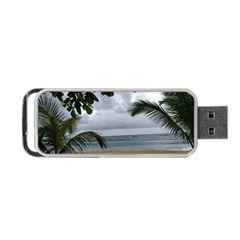 Through The Trees  Portable Usb Flash (one Side)