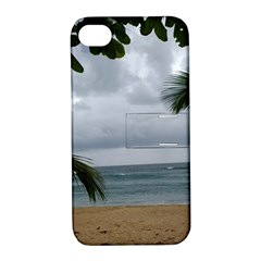 Through The Trees  Apple Iphone 4/4s Hardshell Case With Stand