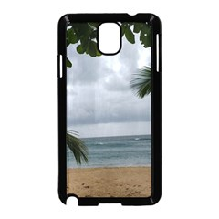 Through The Trees  Samsung Galaxy Note 3 Neo Hardshell Case (black)