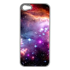 Deep Space Dream Apple Iphone 5 Case (silver)