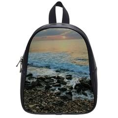 Aquadillia Puerto Rico  School Bag (small)