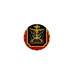 Logo Of Imperial Iranian Ministry Of War 1  Mini Magnets