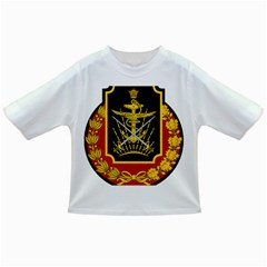 Logo Of Imperial Iranian Ministry Of War Infant/toddler T Shirts