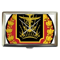 Logo Of Imperial Iranian Ministry Of War Cigarette Money Cases