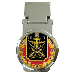 Logo Of Imperial Iranian Ministry Of War Money Clip Watches