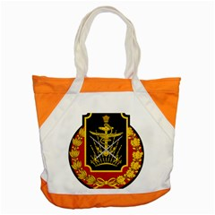 Logo Of Imperial Iranian Ministry Of War Accent Tote Bag