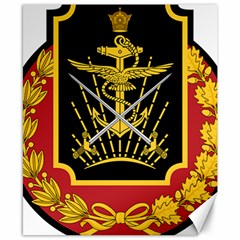 Logo Of Imperial Iranian Ministry Of War Canvas 8  X 10