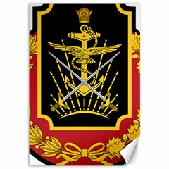Logo Of Imperial Iranian Ministry Of War Canvas 12  X 18