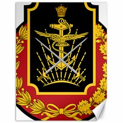 Logo Of Imperial Iranian Ministry Of War Canvas 18  X 24