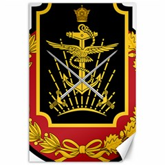 Logo Of Imperial Iranian Ministry Of War Canvas 24  X 36