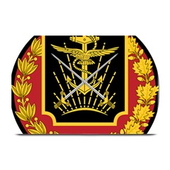 Logo Of Imperial Iranian Ministry Of War Plate Mats