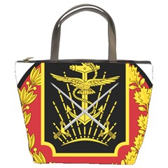 Logo Of Imperial Iranian Ministry Of War Bucket Bags