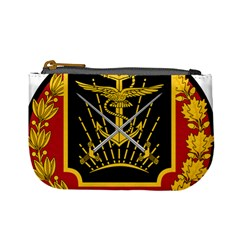 Logo Of Imperial Iranian Ministry Of War Mini Coin Purses