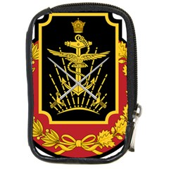 Logo Of Imperial Iranian Ministry Of War Compact Camera Cases