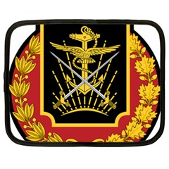 Logo Of Imperial Iranian Ministry Of War Netbook Case (xxl)