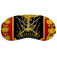 Logo Of Imperial Iranian Ministry Of War Sleeping Masks