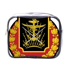 Logo Of Imperial Iranian Ministry Of War Mini Toiletries Bags