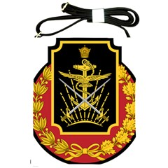 Logo Of Imperial Iranian Ministry Of War Shoulder Sling Bags