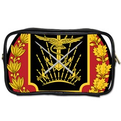 Logo Of Imperial Iranian Ministry Of War Toiletries Bags