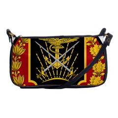 Logo Of Imperial Iranian Ministry Of War Shoulder Clutch Bags