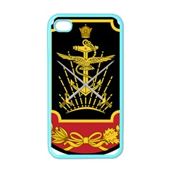 Logo Of Imperial Iranian Ministry Of War Apple Iphone 4 Case (color)
