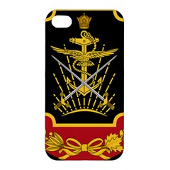Logo Of Imperial Iranian Ministry Of War Apple Iphone 4/4s Premium Hardshell Case