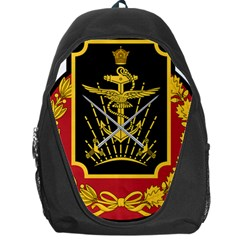 Logo Of Imperial Iranian Ministry Of War Backpack Bag