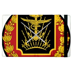 Logo Of Imperial Iranian Ministry Of War Apple Ipad 2 Flip Case