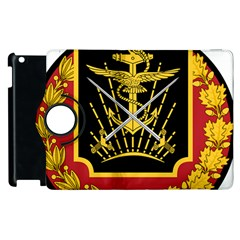Logo Of Imperial Iranian Ministry Of War Apple Ipad 2 Flip 360 Case