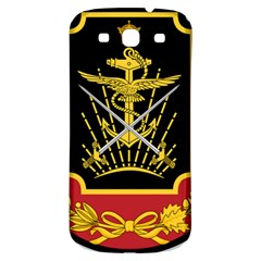 Logo Of Imperial Iranian Ministry Of War Samsung Galaxy S3 S Iii Classic Hardshell Back Case