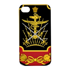 Logo Of Imperial Iranian Ministry Of War Apple Iphone 4/4s Hardshell Case With Stand
