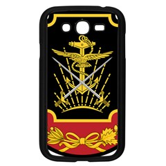 Logo Of Imperial Iranian Ministry Of War Samsung Galaxy Grand Duos I9082 Case (black)