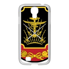 Logo Of Imperial Iranian Ministry Of War Samsung Galaxy S4 I9500/ I9505 Case (white)