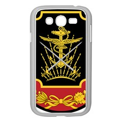 Logo Of Imperial Iranian Ministry Of War Samsung Galaxy Grand Duos I9082 Case (white)