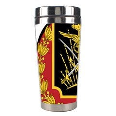 Logo Of Imperial Iranian Ministry Of War Stainless Steel Travel Tumblers
