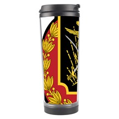 Logo Of Imperial Iranian Ministry Of War Travel Tumbler