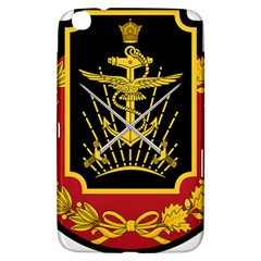 Logo Of Imperial Iranian Ministry Of War Samsung Galaxy Tab 3 (8 ) T3100 Hardshell Case