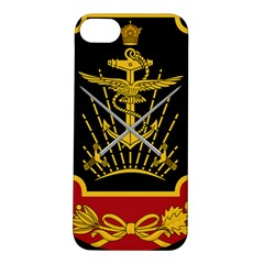 Logo Of Imperial Iranian Ministry Of War Apple Iphone 5s/ Se Hardshell Case