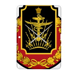 Logo Of Imperial Iranian Ministry Of War Samsung Galaxy Tab 2 (10 1 ) P5100 Hardshell Case