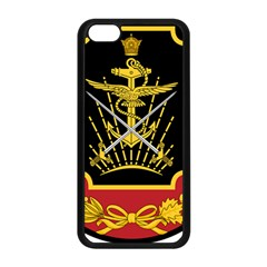 Logo Of Imperial Iranian Ministry Of War Apple Iphone 5c Seamless Case (black)
